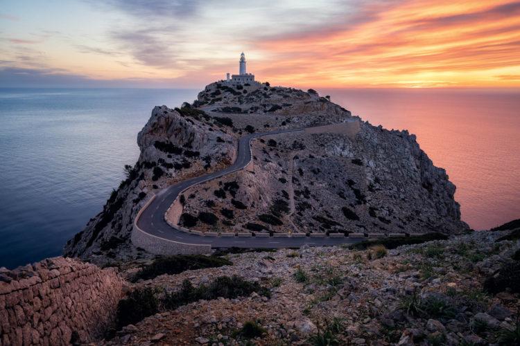 Cap Formentor, Mallorca, Spanien