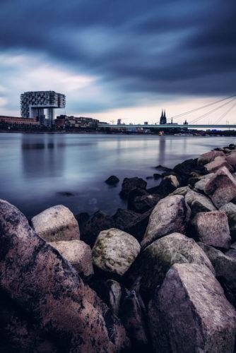 Kranhaus, Köln, Deutschland