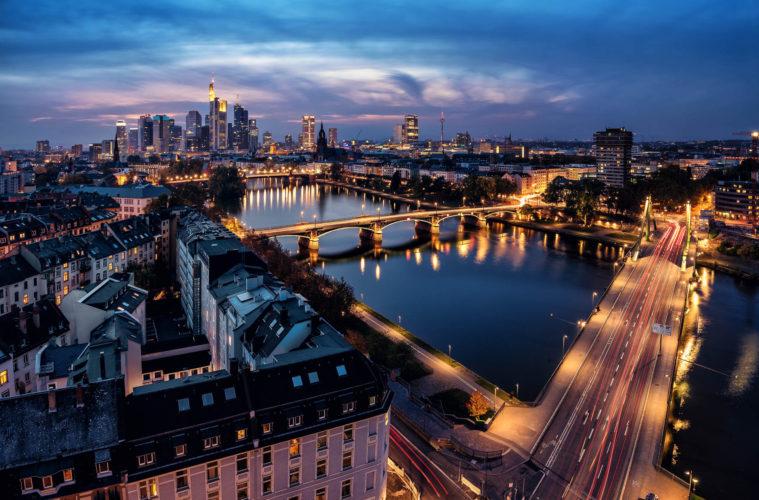 Lindner Hotel, Frankfurt, Deutschland