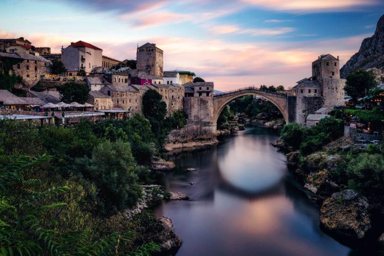 Mostar, Bosnien