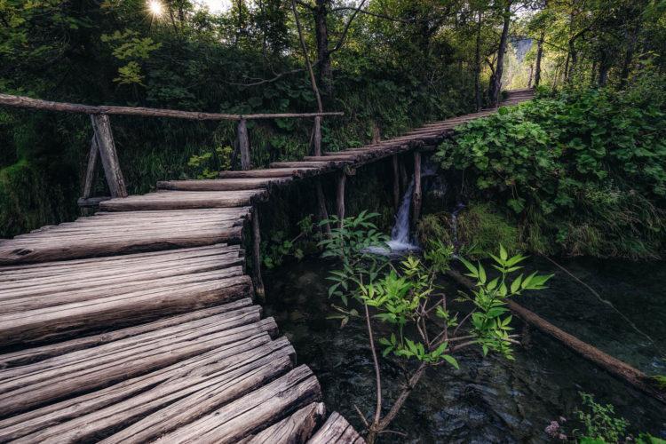 Plitvic, Kroatien