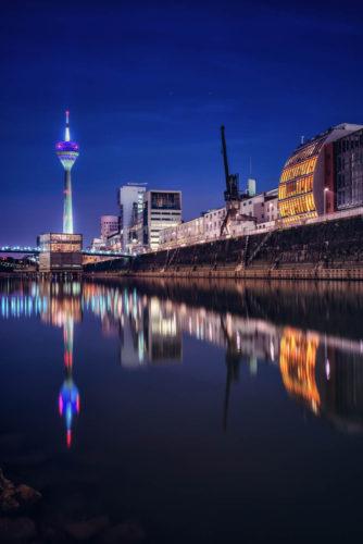 Rheinauhafen 2, Düsseldorf, Deutschland