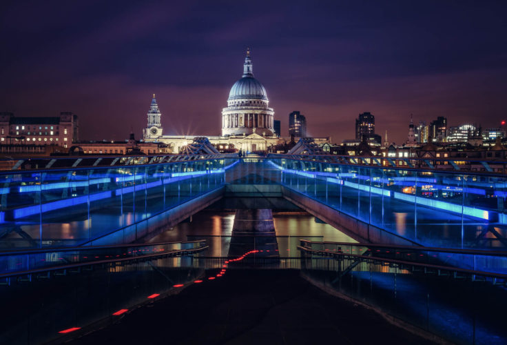 St. Pauls, London, England