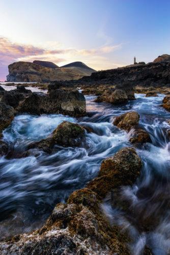 Vulcao Dos Capelinhos, Faial, Azoren, Portugal