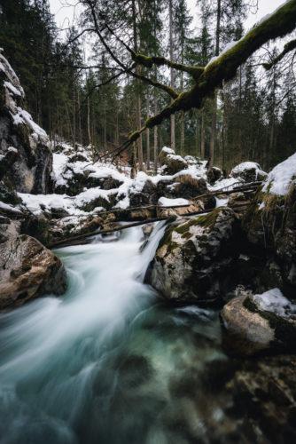 Zauberwald, Berchtesgaden, Deutschland